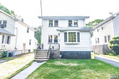 Teaneck Single Family Home For Sale: 300 Beech Street
