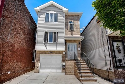 Hudson County Multi Family 2-4 For Sale: 13 Searing Avenue