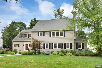 Bergen County Single Family Home For Sale: 309 Greenway Road