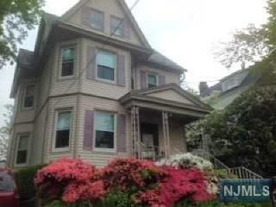 Hudson County Single Family Home For Sale: 55 Washington Avenue