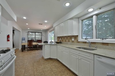 Fair Lawn Single Family Home For Sale: 1-14 Lyons Avenue