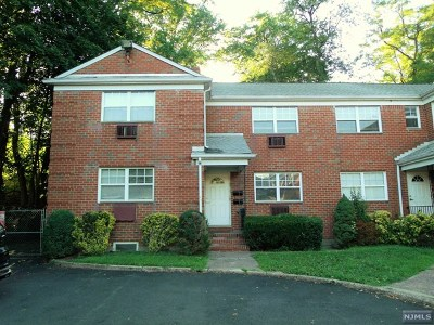Teaneck Condo/Townhouse For Sale: 1250 Teaneck Road #17