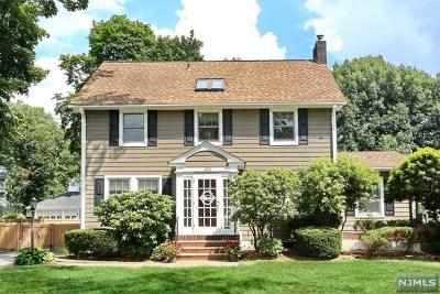 Glen Rock Single Family Home For Sale: 171 Harding Road
