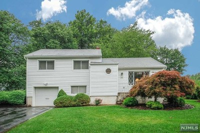 Paramus Single Family Home For Sale: 112 Maitland Avenue