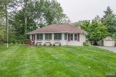 West Milford Single Family Home For Sale: 40 Ramapo Road