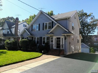 Teaneck Single Family Home For Sale: 710 Linden Avenue