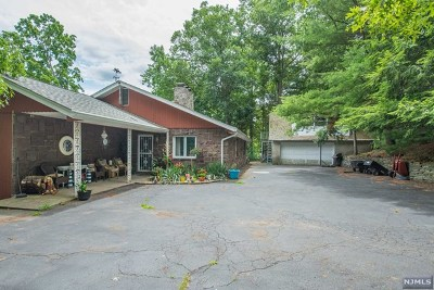 West Milford Single Family Home For Sale: 247 Bearfort Road