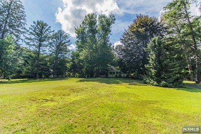Closter Single Family Home For Sale: 150 Columbus Avenue