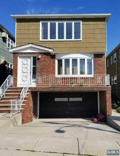 Hudson County Multi Family 2-4 For Sale: 486 Hickory Street