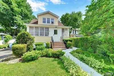 Glen Rock Single Family Home For Sale: 19 Bergen Street