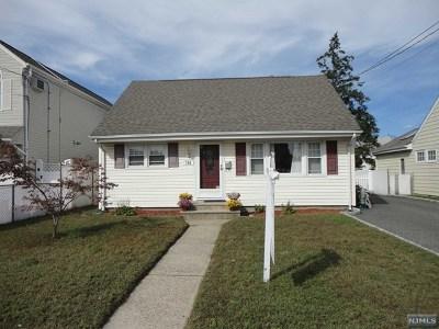 Saddle Brook Single Family Home For Sale: 155 Oxford Avenue
