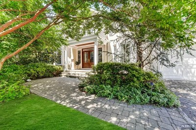 Closter Single Family Home For Sale: 23 Rutgers Street