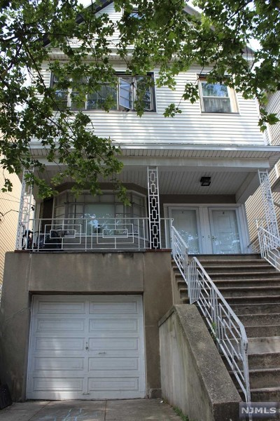 Hudson County Multi Family 2-4 For Sale: 135 West 28th Street