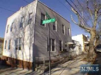 Hudson County Multi Family 2-4 For Sale: 37 Terrace Avenue