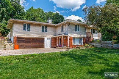 Franklin Lakes Single Family Home For Sale: 905 Franklin Avenue