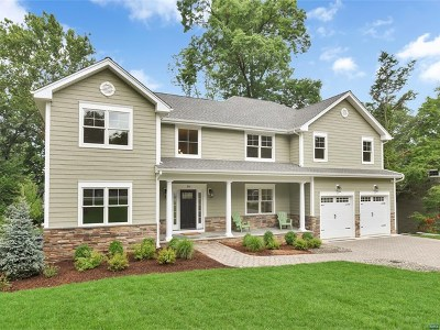 Mahwah Single Family Home For Sale: 58 Armour Road