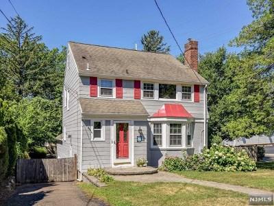 Glen Rock Single Family Home For Sale: 4 Abbington Terrace