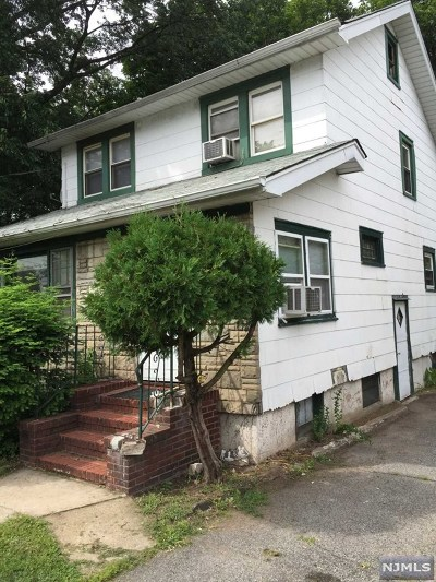 Teaneck Single Family Home For Sale: 35 Shepard Avenue