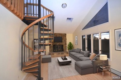 Morris County Single Family Home For Sale: 138 Notch Road