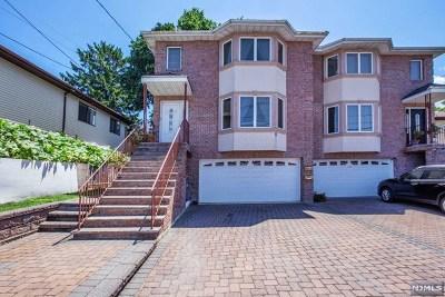 Palisades Park Condo/Townhouse For Sale: 240 Commercial Avenue #B
