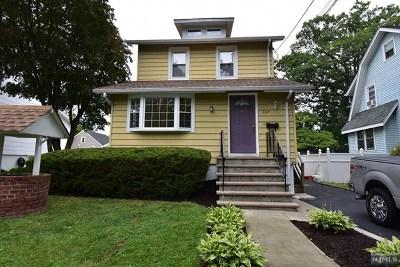 Dumont Multi Family 2-4 For Sale: 164 Delaware Avenue