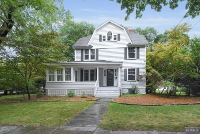 Oradell Single Family Home For Sale: 417 3rd Street