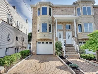 Cliffside Park Condo/Townhouse For Sale: 249 Day Avenue