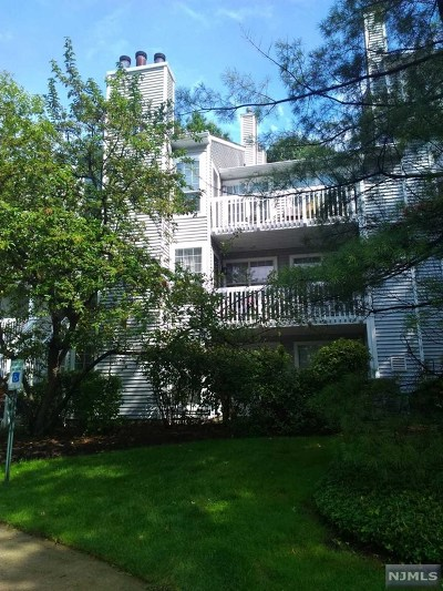 Englewood Condo/Townhouse For Sale: 61 Eagles Notch Drive