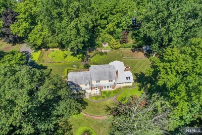 Closter Single Family Home For Sale: 65 Colgate Street