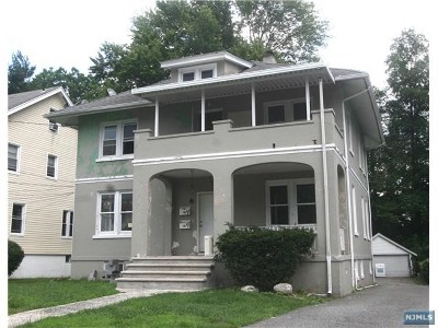 Englewood Multi Family 2-4 For Sale: 145 Elmore Avenue