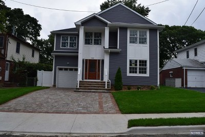 Fair Lawn Single Family Home For Sale: 10-19 4th Street
