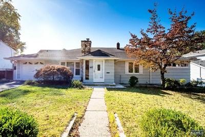 River Edge Single Family Home For Sale: 167 Howland Avenue