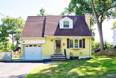 Cresskill Single Family Home For Sale: 84 Roosevelt Street