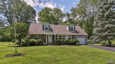 Morris County Single Family Home For Sale: 346 Sunset Road