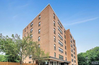 Fort Lee Condo/Townhouse For Sale: 2348 Linwood Avenue #6o