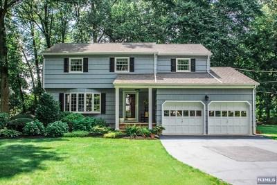 Glen Rock Single Family Home For Sale: 200 Glen Avenue