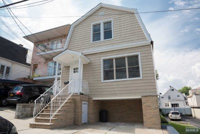 North Bergen Single Family Home For Sale: 1209 81st Street