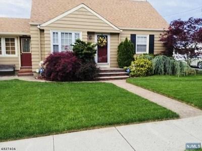 Totowa Single Family Home For Sale: 124 Willard Avenue