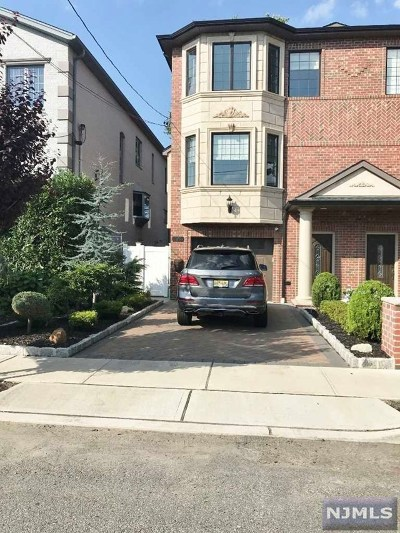 Cliffside Park Condo/Townhouse For Sale: 471 Lincoln Avenue