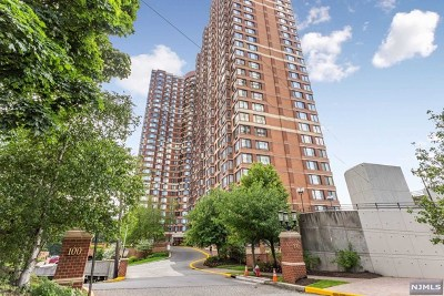 Fort Lee Condo/Townhouse For Sale: 100 Old Palisade Road #2003