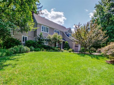 Tenafly Single Family Home For Sale: 44 Christie Street
