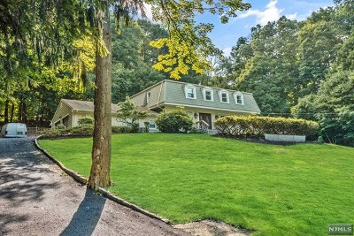 Franklin Lakes Single Family Home For Sale: 695 Cheyenne Drive
