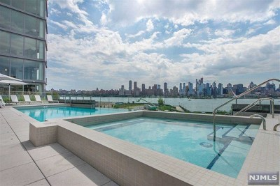 West New York Condo/Townhouse For Sale: 9 Ave At Port Imperial #1108