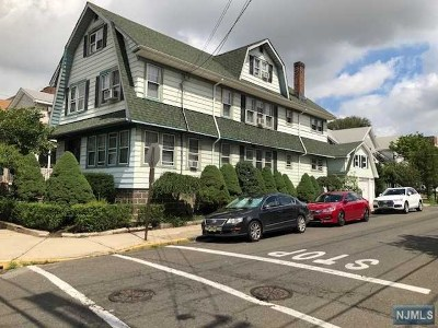 North Bergen Multi Family 2-4 For Sale: 1000 85th Street