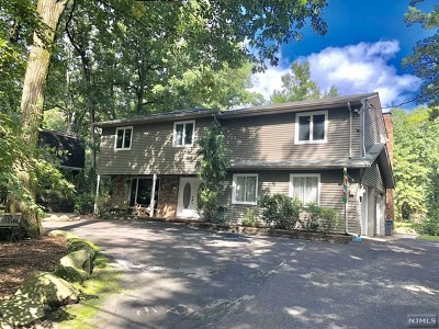 Park Ridge Single Family Home For Sale: 18 Bear Brook Road