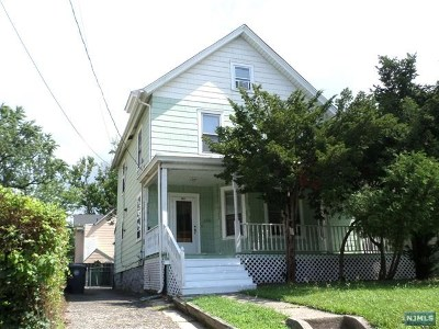 Englewood Single Family Home For Sale: 101 Brook Avenue