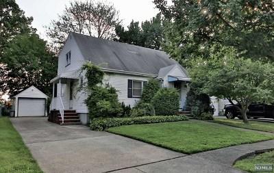 Rochelle Park Single Family Home For Sale: 143 Madison Avenue