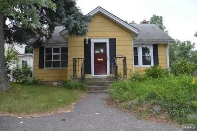 Closter Single Family Home For Sale: 19 John Street