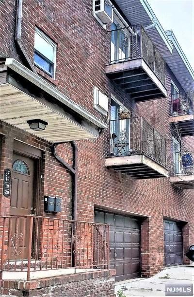 North Bergen Condo/Townhouse For Sale: 2200 Paterson Plank Road #20