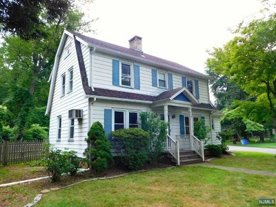 Closter Single Family Home For Sale: 163 West Street